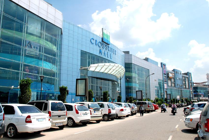 malls in delhi, Cross River Mall