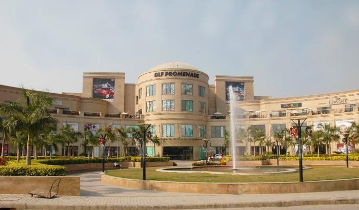 malls in delhi, DLF Promenade