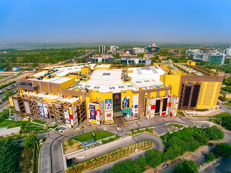 malls in delhi, DLF MOI