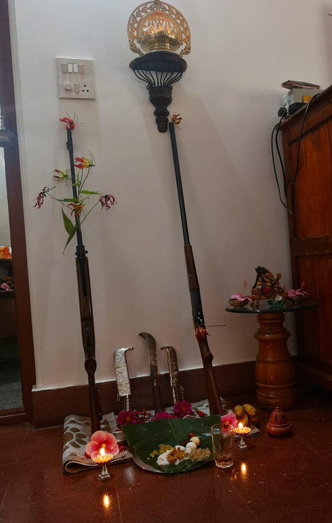 Kailpodh Puja Ceremony is among the main festivals of Coorg