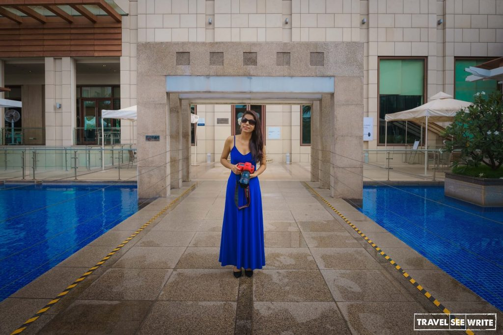 Create a photo essay to preserve travel memories