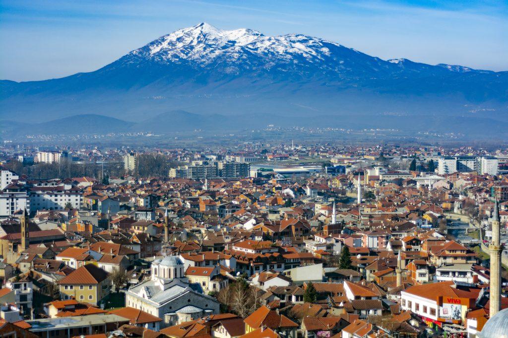 Prizren city, Kosovo
