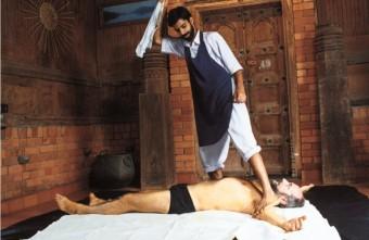 Somatheeram Ayurveda Resort- rejuvenation massage