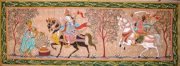 Pattachitra in Odisha