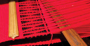 Naga Weaving, traditional crafts of india