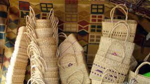 cane and bamboo weaving, mizoram