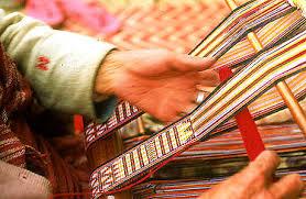 weaving, Meghalaya