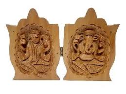 wood carving craft jharkhand
