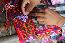 Wool Weaving of Himachal, traditional crafts of india