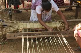 Lavo Mandri, traditional crafts of india