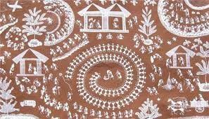 Chhattisgarh wall paintings