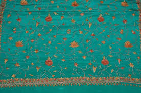 weaving and embroidery in Assam
