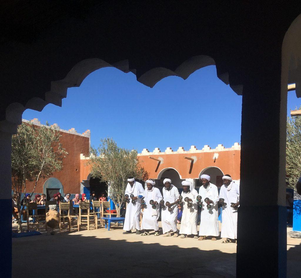 Berbers dancing