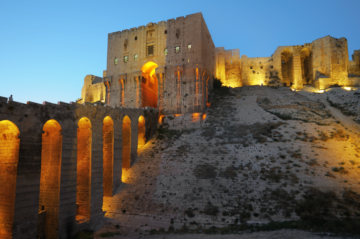 Aleppo ancient city, Oldest cities in the world