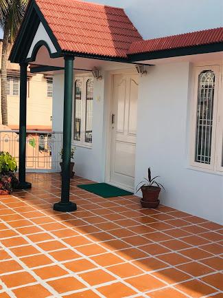 Rooftop retreat homestays at Mysore