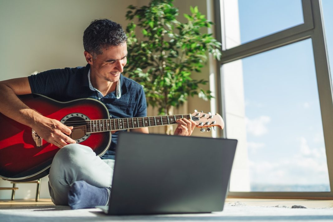 Online music classes