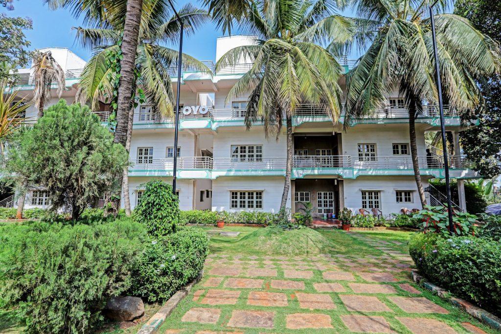 OYO 66028 Home 2BHK Levilasi, cheap homestays in Mysore