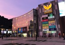 Largest shopping malls in India