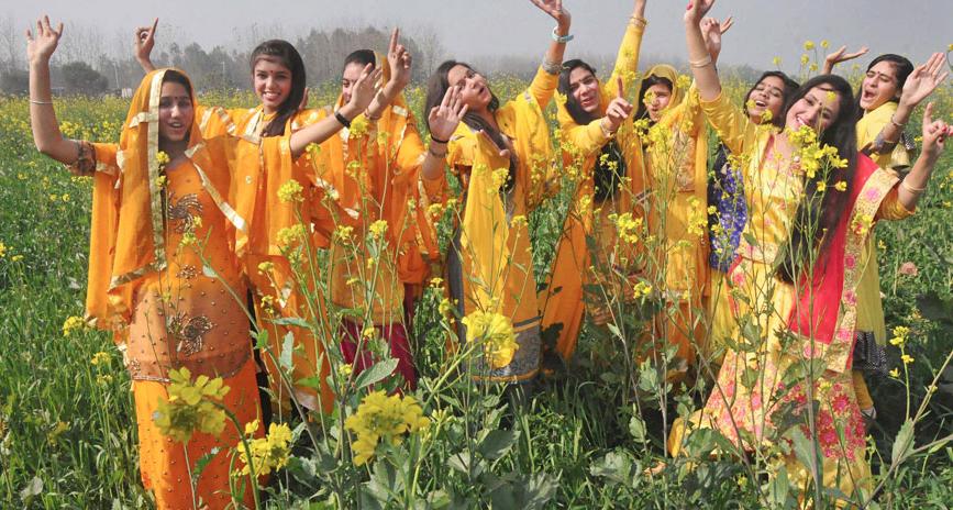 harvest festivals in India