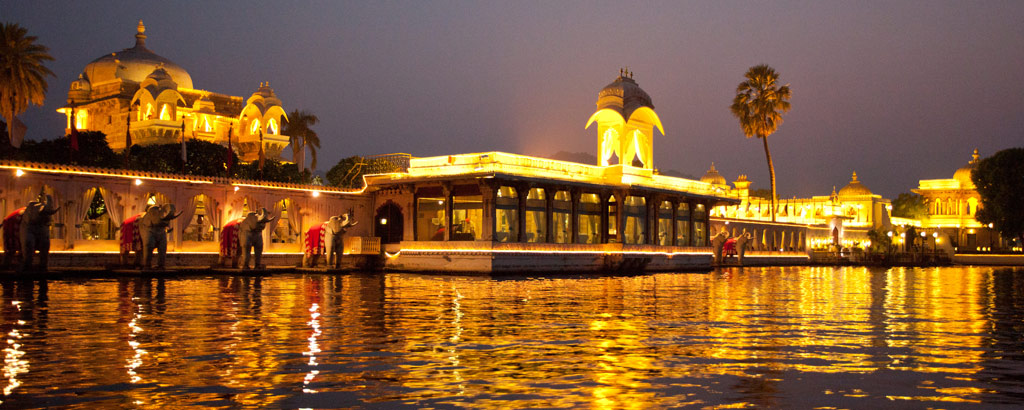 Palaces In Udaipur