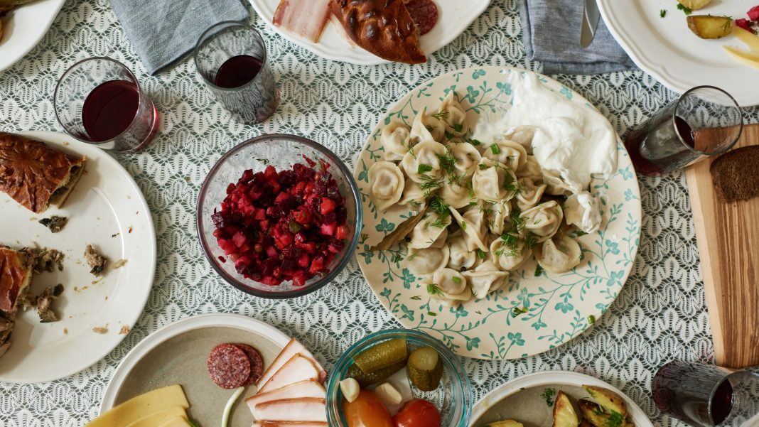 Russian Cuisines and delicacies