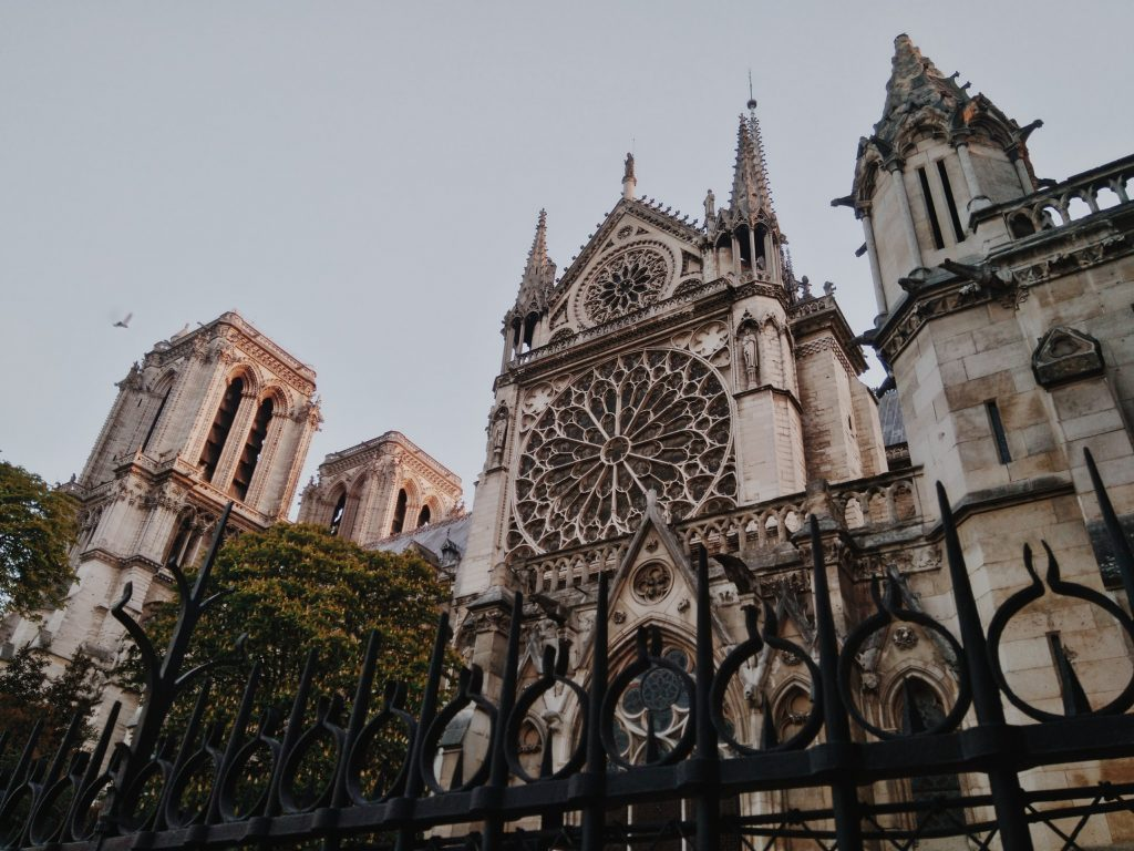Famous French Monuments