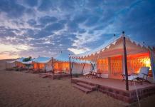 desert camps of jaisalmer
